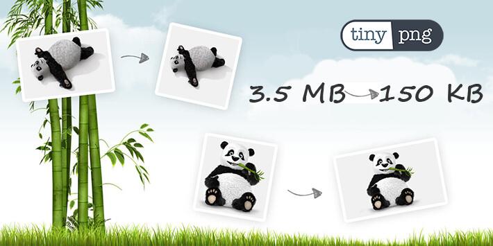 Оптимизатор картинок панда моцареллы мне